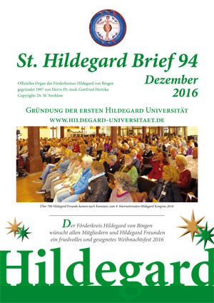 Hildegard Brief Nr94