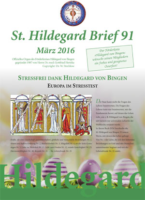 hildegard brief 91